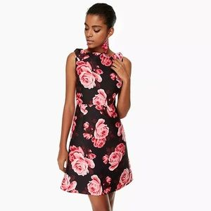NWT Kate Spade Rosa A-Line Dress in Rambling Roses
